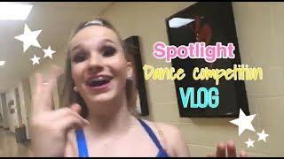 Spotlight dance competition vlog!