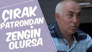 Mustafa Karadeniz - Şakacı Fırıncı Çırağı Oldu Patrondan Zengin Çıktı!
