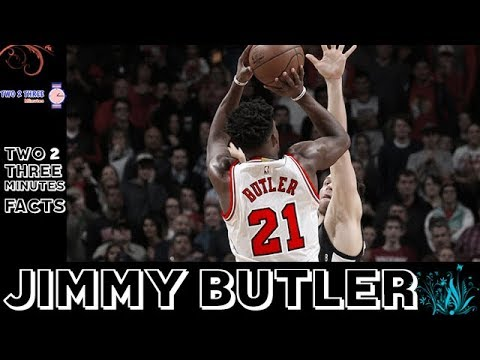 Jimmy Butler Facts & Stats in Two 2 Three Minutes [It Will Turn You into a Fan]