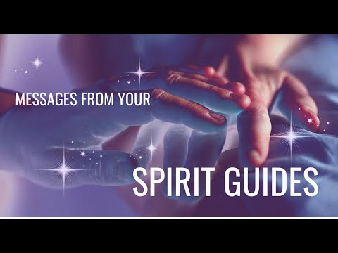 Messages from your Spirit Guides and Ancestors PICK A CARD Tarot Reading