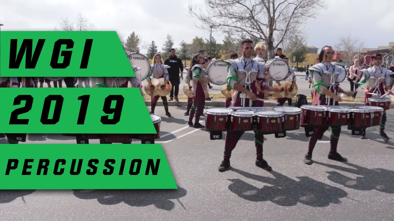 Infinity Indoor Percussion 2021 - Car Wallpaper
