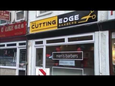 The Cutting Edge Barbers in Fleet Hampshire