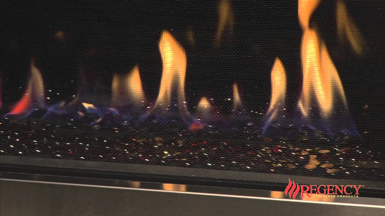 regency horizon hz40e medium gas fireplace youtube
