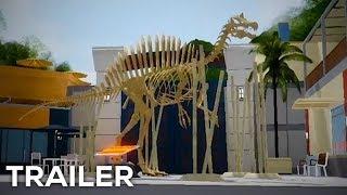 [JW] Tráiler de Jurassic World Roblox