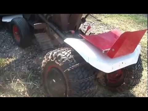 4_13_2013, Free Bolens 1050 Tractor