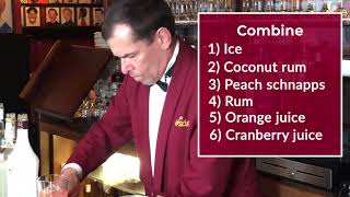 How to Make a Broadway Cocktail: The Band