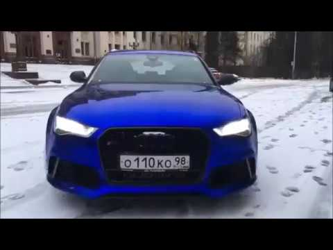 audi power audi rs6 740hp akrapovic exhaust youtube. Black Bedroom Furniture Sets. Home Design Ideas