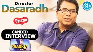 Director Dasaradh Exclusive Interview - Promo || Frankly with TNR || Talking Movies with iDream