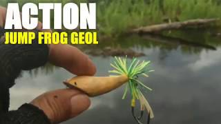 Download Video Action Jump Frog Geol Handmade Auto WTD MP3 3GP MP4