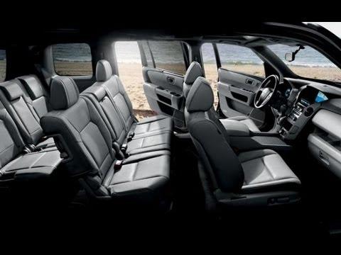 Full download 2012 honda pilot for Nissan armada vs honda pilot
