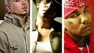 Pitbull ft Tego Calderon & The Game - We Don