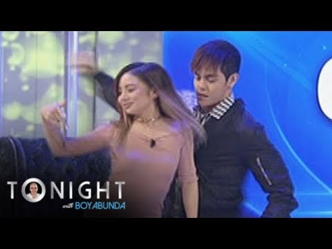 TWBA: Fast Talk with Ella Cruz and Julian Trono