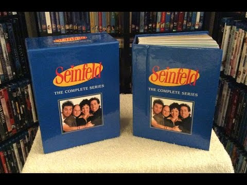 Seinfeld: The Complete Series DVD UNBOXING and Review - TV Show