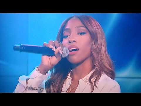Sevyn Streeter - Before I Do (Live From Wendy Williams)