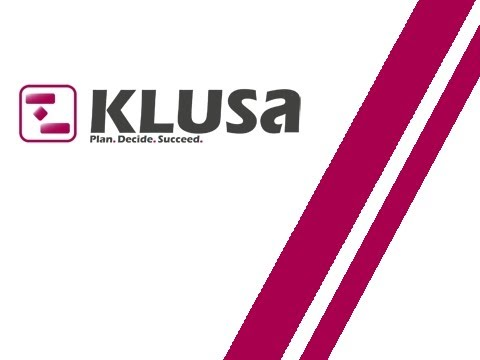 KLUSA Project Management Software Image Video