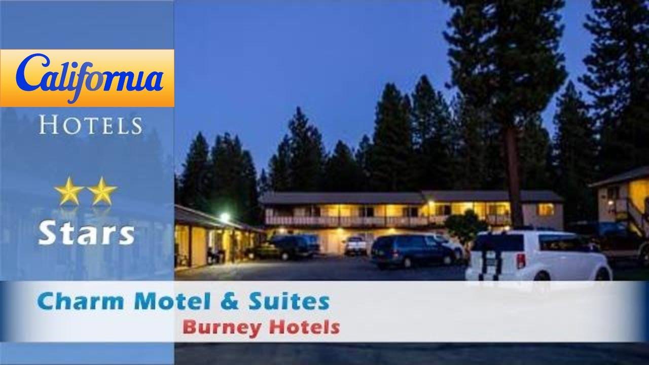 Charm Motel Suites Burney Hotels California