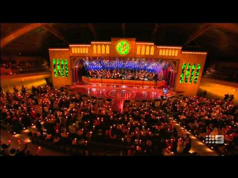 CBC Choir - Hallelujah Chorus - Carols by Candlelight 2014