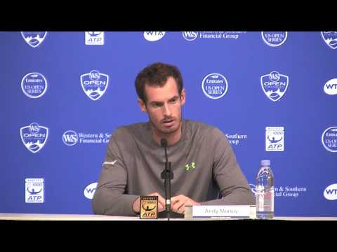 Andy Murray loses to Marin Cilic in Cincinnati Masters final