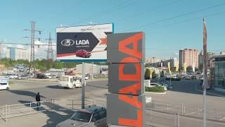 Видеообзор на LADA Vesta SW Cross | АВЕС-Калуга | Зерновая 52