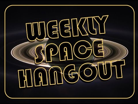 Weekly Space Hangout - Oct. 3, 2014: Islands, Earwigs and Other Mysteries!