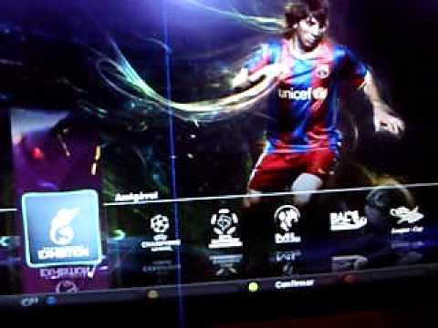 Pro Evolution Soccer 2011 On An AMD Hackintosh Snow Leopard 10.6.7