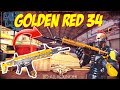watch he video of Golden RED 34 (Gameplay) - A Collectible Weapon - Modern Combat 5