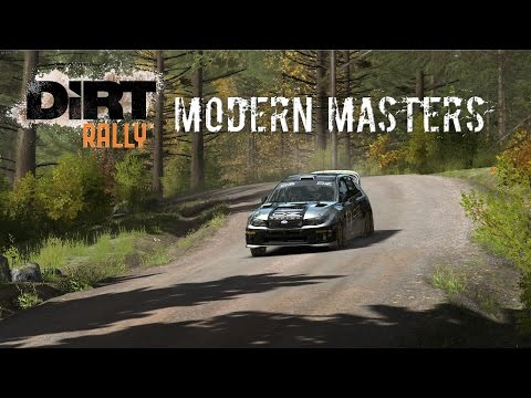 Dirt Rally   Modern Masters