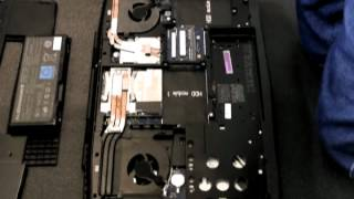 Alienware SSD - Changing hard drive in Alienware M17x
