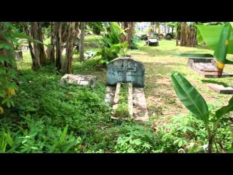 Dutch Graveyard in the City of Jambi