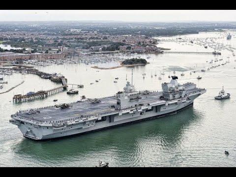 Г. Игнатов. Бред бесполезного величия — Великобритания и её новые авианосцы