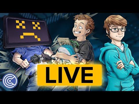 Come Chat With Us (Tech Talk And Q&A) - Computer Clan Live
