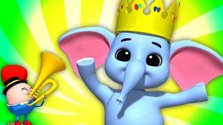 हाथी राजा कहाँ चले | Hindi Rhymes | Hathi Raja Kahan Chale