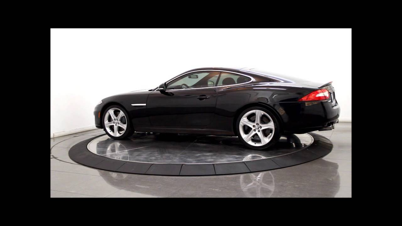 2013 Jaguar Xkr Supercharged Sport Coupe Youtube