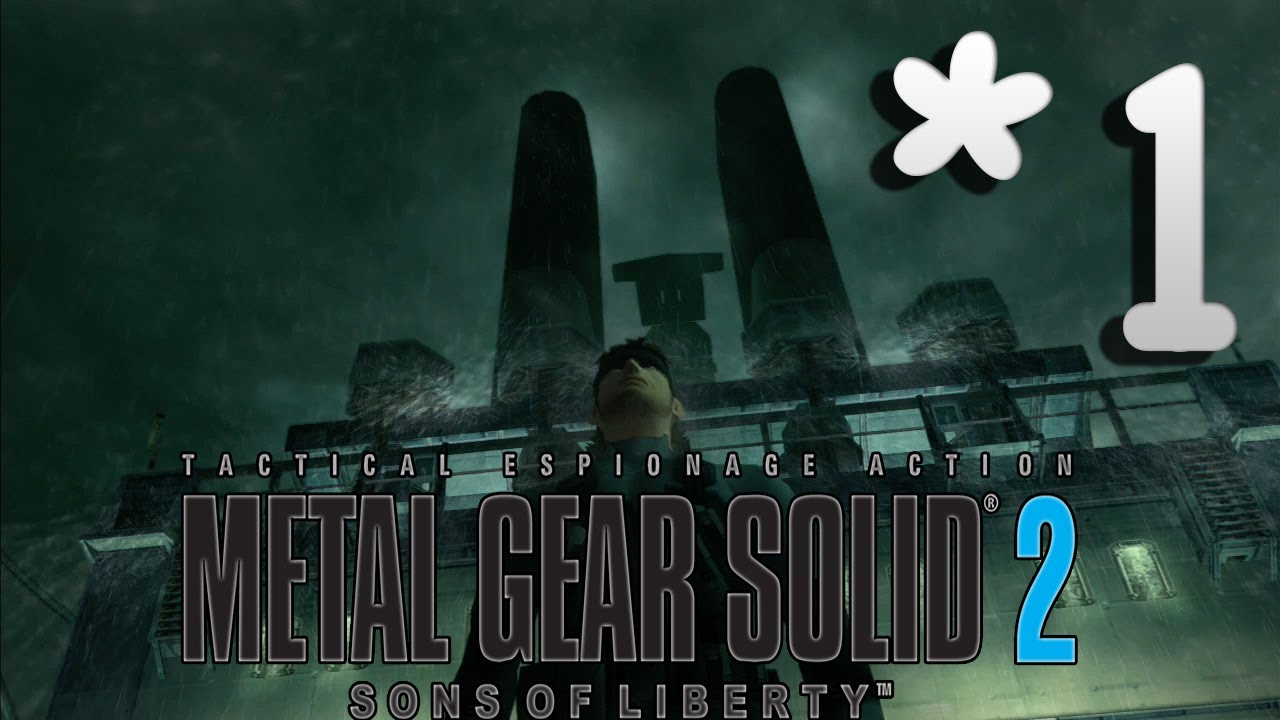 Download Metal Gear Solid 2: Sons of Liberty - Episode 1 - Solid Snake