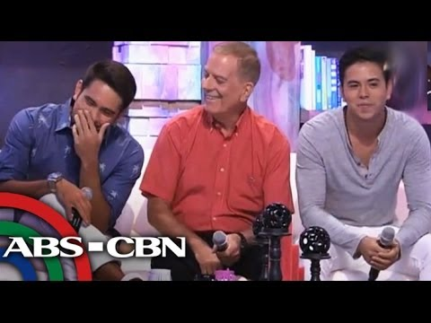 Gerald's dad describes Maja as a sweetheart