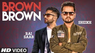 Brown Brown by Sheikh Allen Mp3 Song Download