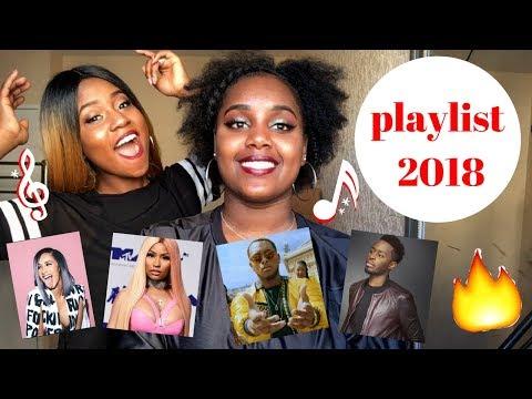 PLAYLIST 2018 || Nicki Minaj, Cardi b, Aya nakamura, Says'z...