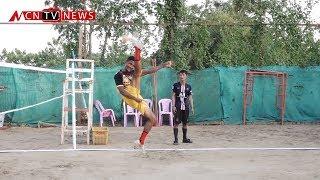 မြန်မာ့လက်ရွေးစင် ကစားသမားတွေ ပေါ်ထွက်လာစေဖို့ လေးဒေါင့်ကန် ပိုက်ကျော်ခြင်း ကလပ် သင်ပေး