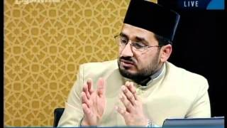 Authenticity of the Eclipse Hadith stated in Dar-ul-Qutni-persented by khalid Qadiani.flv
