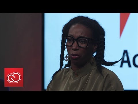 The Future Of Experience Design (XD): Nancy Douyon On Inspiration | Adobe Creative Cloud
