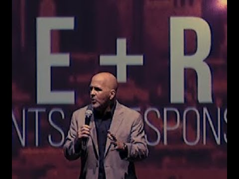 Motivational Speaker shares E+R=O Equation … I Own My RESPONSE!