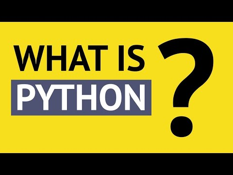 What is Python and Why You Should Learn It in 2019 thumbnail