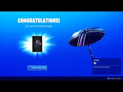 Get The SEASON X Victory Royale UMBRELLA INSTANTLY By Using This Fortnite Glitch!