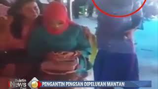 Download Video Viral!! Pengantin Pria Pingsan Usai Peluk Mantan yang Nyanyi di Pernikahannya - BIP 13/01 MP3 3GP MP4