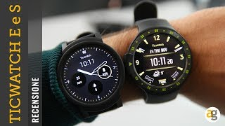 RECENSIONE Smartwatch TICWATCH Android Wear 2