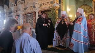 Награждение в праздник 275-летия Костромской епархии.