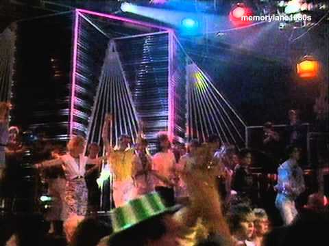 Evelyn Thomas - High Energy. Top Of The Pops 1984
