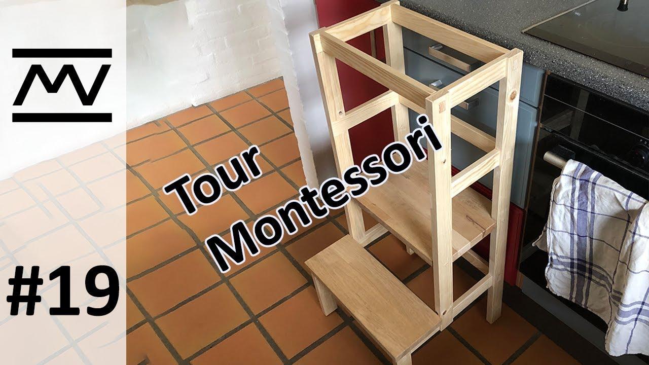 Partage Autour D Une Tour D Observation Montessori Youtube