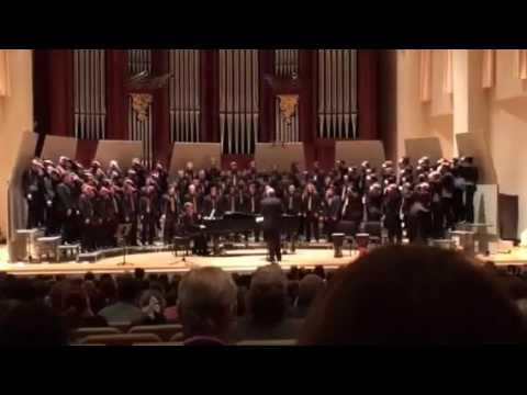 Baylor Men's Choir  Brohemian Rapsody