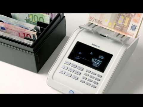 Машина за броене на монети и банкноти Safescan 6185 от Вартек ООД